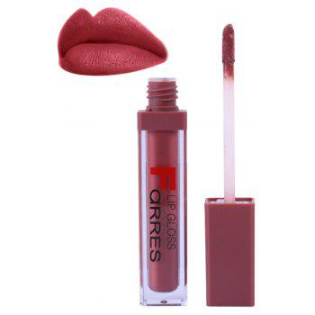 Matte Velvet Non-Stick Cup Water-Resistant Lip Gloss -