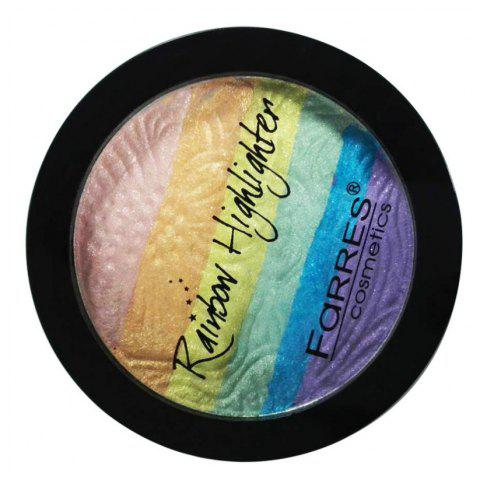 High Light Trim Powder Rainbow Highlights Concealer Enhanced - TWILIGHT