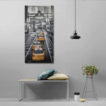 DYC11222 - bc-9-159 City Streetscape Print Art - multicolor