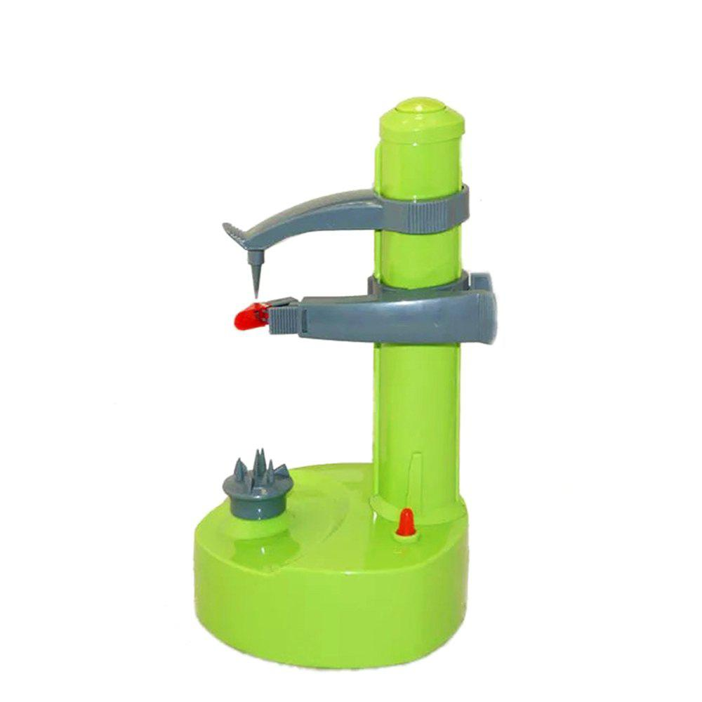 Kitchen Appliances Multifunctional Automatic Fruit Potato Peeler - HUMMINGBIRD GREEN