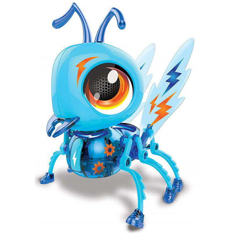 Bees Pet  Electronic Toy - BLUE