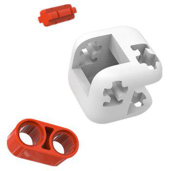 Magic Cube with Infinite Fingertips - multicolor