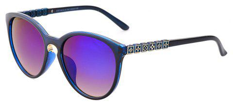 SENLAN 1577 Classic Sunglasses UV400 for Women - BLUE