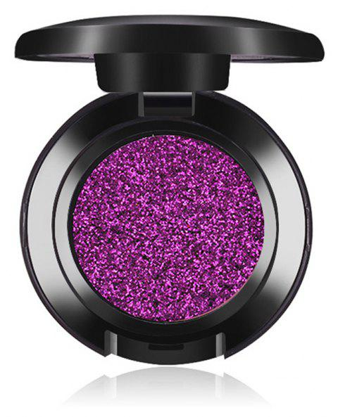 Monochrome 24 Color Glitter Powder Makeup Eye Shadow - 021