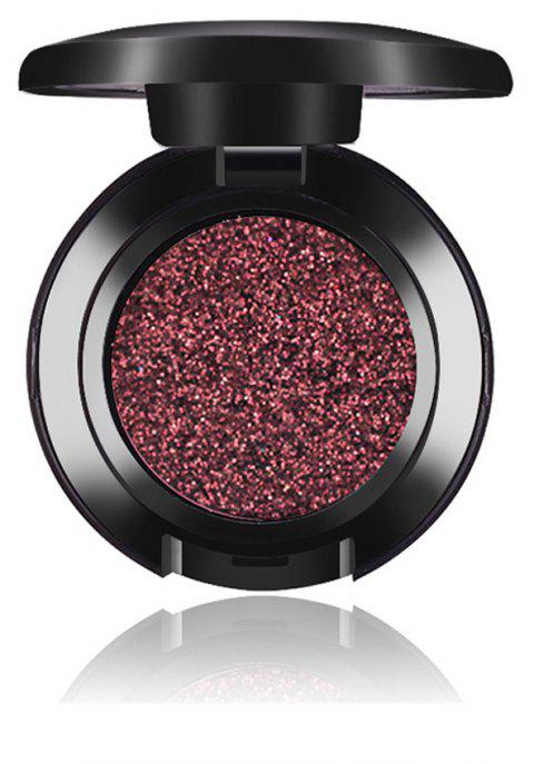 Monochrome 24 Color Glitter Powder Makeup Eye Shadow - 009