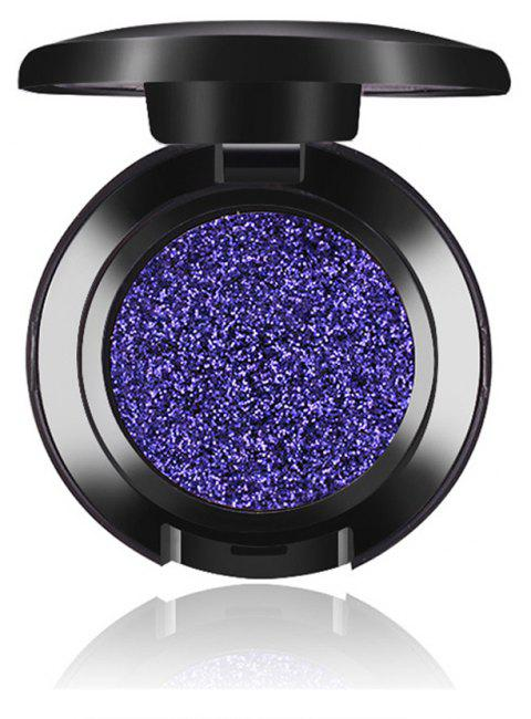 Monochrome 24 Color Glitter Powder Makeup Eye Shadow - 022