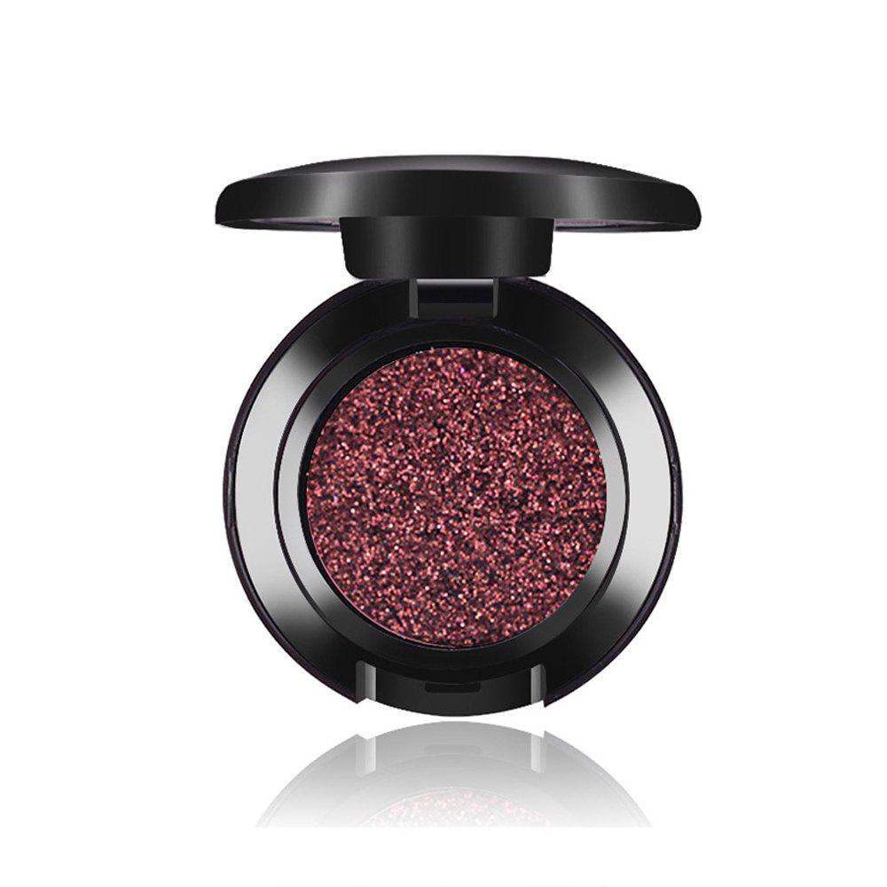 Monochrome 24 Color Glitter Powder Makeup Eye Shadow -