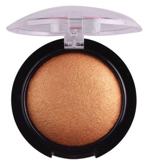24 Color Baking Powder Professional Makeup Cosmetics Matte Eye Shadow - 005