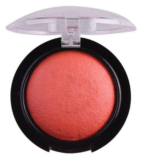 24 Color Baking Powder Professional Makeup Cosmetics Matte Eye Shadow - 021