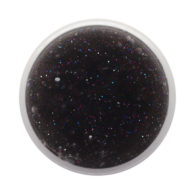 DIY Crystal Mud Clear Galaxy Toy Playdough Putty Decompression - NIGHT