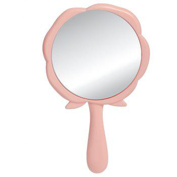 Larastyle Rose Pattern Portable Cosmetic / Make-up Mirror - ROSE