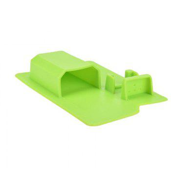 Silicone Mighty Brosse à dents - Vert