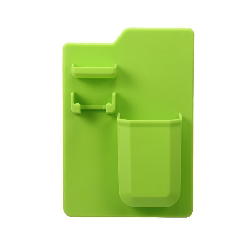 Silicone Mighty Toothbrush Holder - GREEN