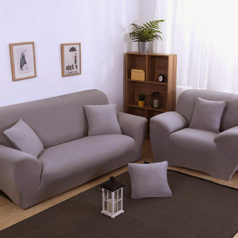 Anti-Skid and All-Wrapped Sofa Cover - PLATINUM THREE SEATS SOFA:190CM-230CM