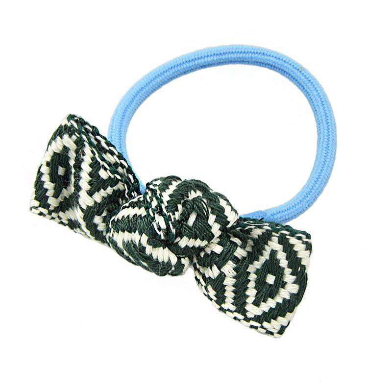 Sweet Colorful Bowknot Hairband for Women - MEDIUM FOREST GREEN