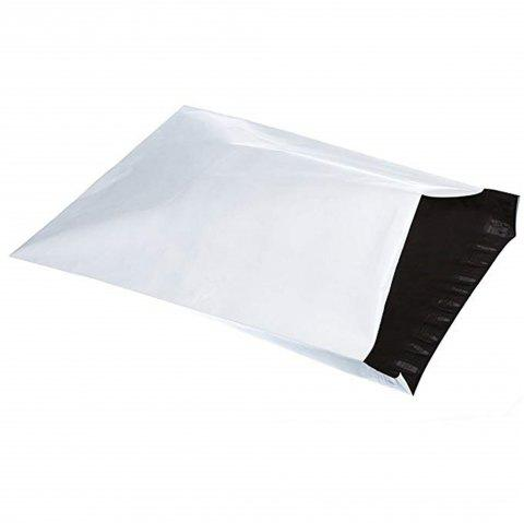 Mailers Envelopes Bag White Shipping 20pcs - WHITE 16*22CM