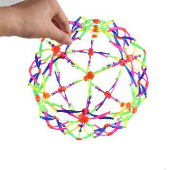 Magic Ball Can Get Bigger and Smaller - multicolor