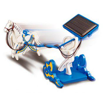 3 in 1 Solar Stallion Model Kit - SAPPHIRE BLUE