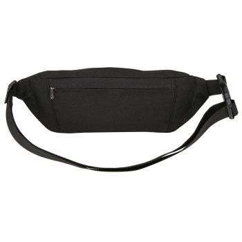 Kimlee Waist Bag Hydration Pack for Men Women Outdoor Running - JET BLACK