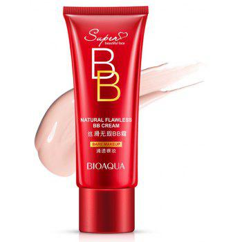 Silk Slippery and Unflawed BB Cream 40G - APRICOT