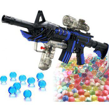 Soft Crystal Water Cannon Bullet for Toy Gun - multicolor A