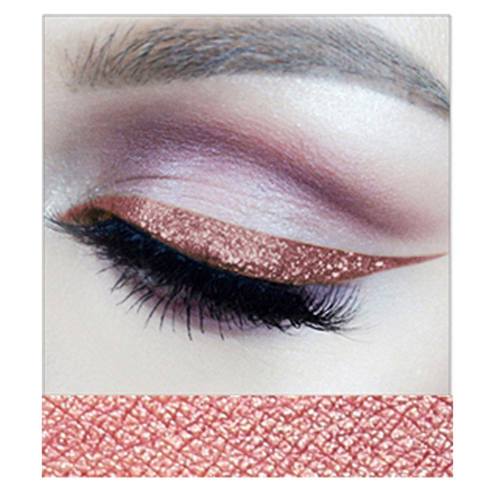 NAQIER Pearlescent Color Eyeliner Pen Shiny Seal Waterproof and Quick-drying -