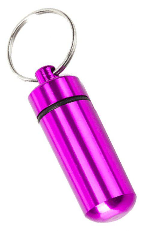 Outdoor Convenient Cartridge Keychain - PURPLE