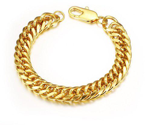 Bracelet Attractive Men Jewelry Cheap Price - GOLD