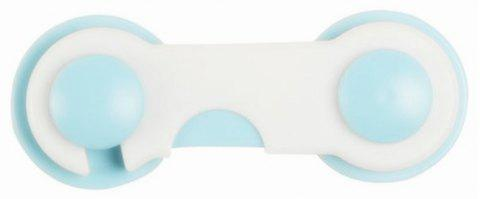Baby Care Product Child Protective Equipment Anti-grip Safety Lock - SKY BLUE