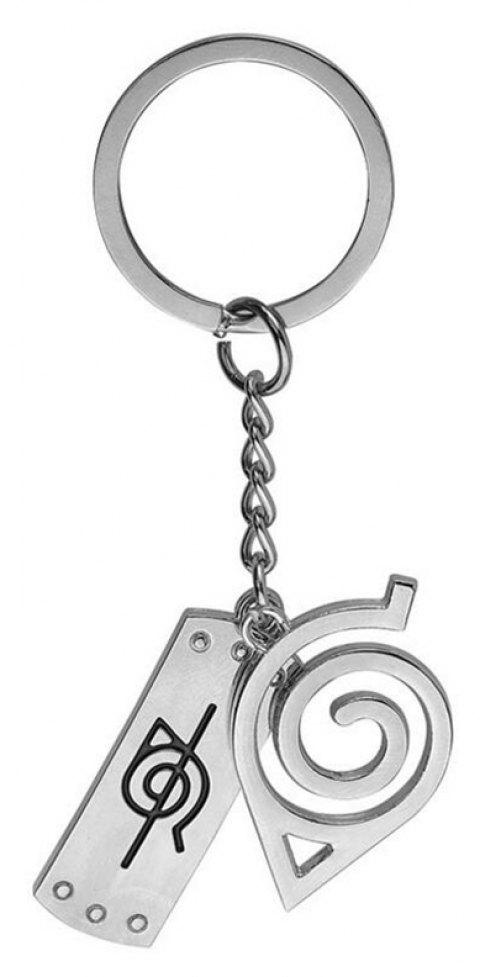 Best Selling Quality Anime Keychain - SILVER