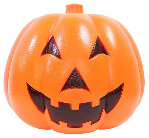 Medium Halloween Pumpkin Lantern Lantern Children's Toys - HALLOWEEN ORANGE