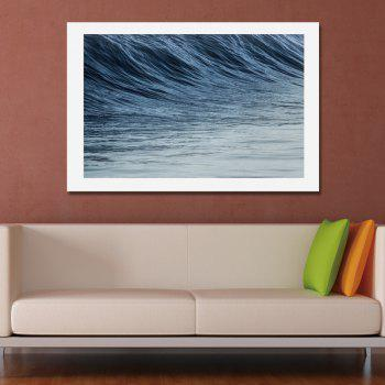 Photographie Sea Wave Paysage Imprimer Art - multicolor
