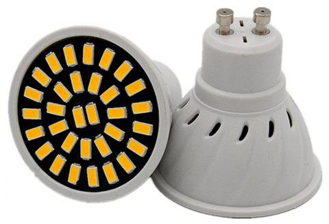 OMTO MR16 GU10 LED Spotlight 220V 5W 5733 SMD Bombillas Led Lamparas Lamps - WARM WHITE MR16