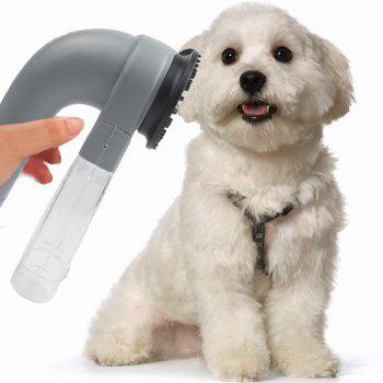 Shed Pal Cordless Pet Vac Vacuum For Cleaning Dog Cat Hair / Fur - SILVER