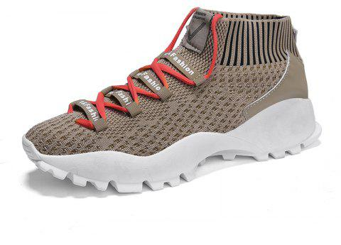 Spring and Autumn New Men's Sports Casual Shoes - SAND 40