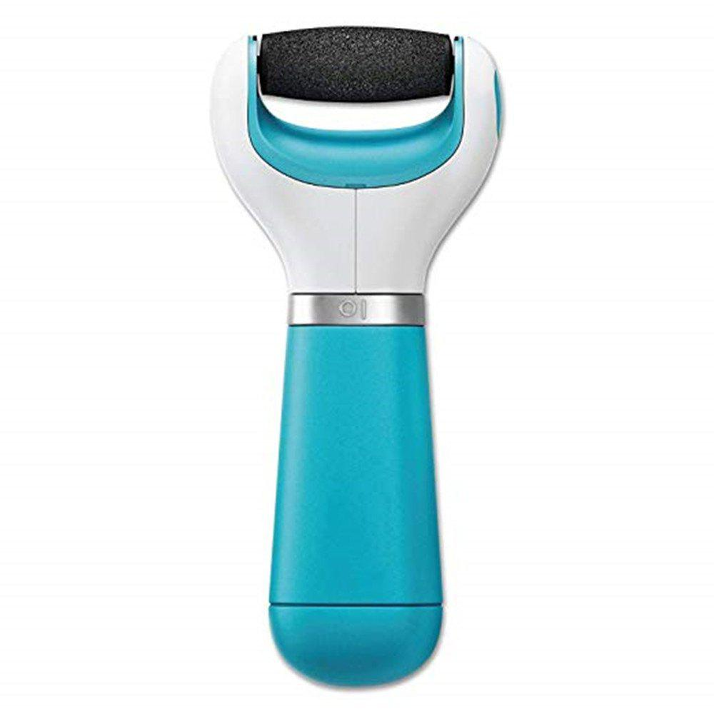 Pedicure Tools Electric Callus Remover Electronic Foot File - WINDOWS BLUE
