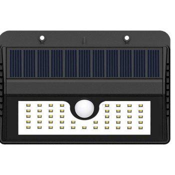 YouOKLight  YK6407 Solar Wall Lights, Waterproof Outdoor Wireless Motion - WHITE
