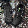 Men's Non-Slip Outdoor Hiking Shoes - BLACK EU 45