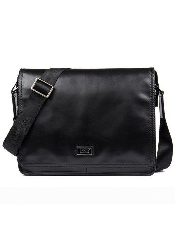 f0197ecec6b6 DANJUE Fashion Men Briefcase Genuine Leather Business Messenger Shoulder Bag