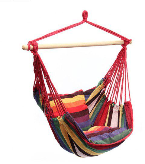 Outdoor Indoor Home Swing Chair - multicolor