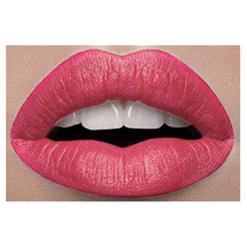 KIMUSE Smoth Velvet Lipstick Matte Waterproof Makeup Moisturizing Lips Gloss -