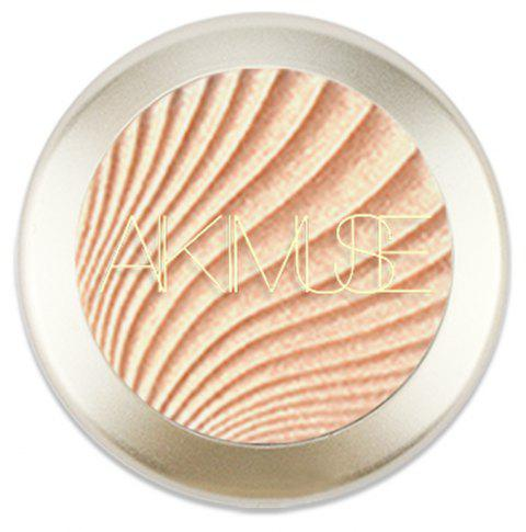 AIKIMUSE Baked Highlighter Powder Primer Oil-Control Face Illuminator - 003
