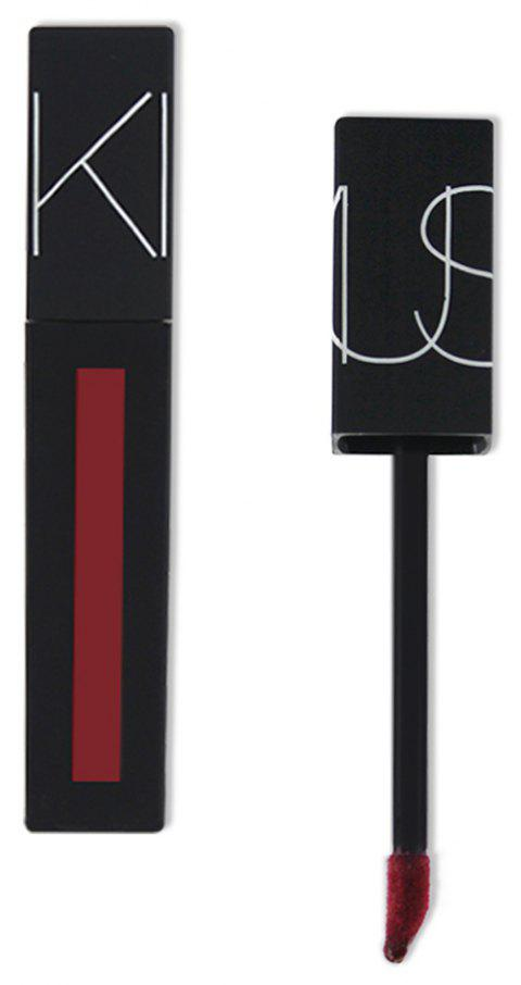 Kimuse Matte Liquid Lipstick Lipgloss Pigment Sexy Lip Easy to Wear - 010
