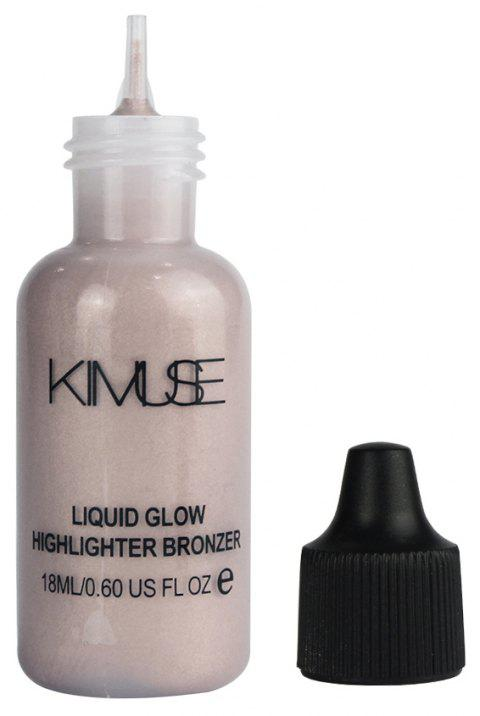 KIMUSE Coffret Maquillage Shimmer Primer Bronzage Illuminant Ultra-Concentré - 002