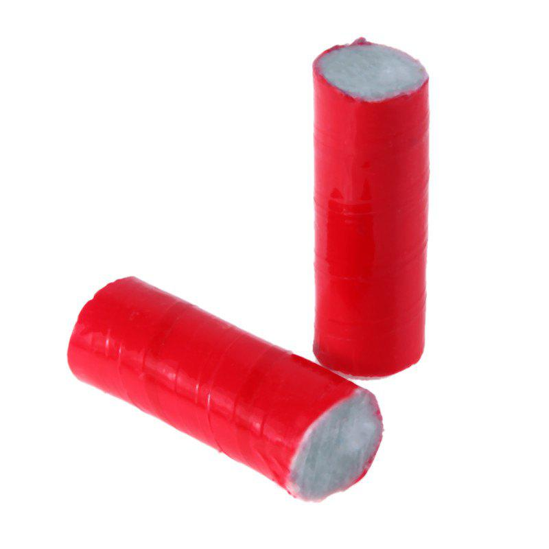 Stainless Steel Metal Rust Remover Cleaning Detergent 2PCS - RED