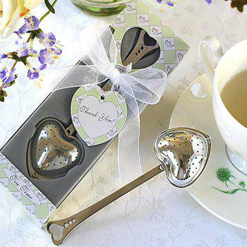 Creative Tea Filter Gift Box Package - CAMOUFLAGE GREEN 17*6*2CM