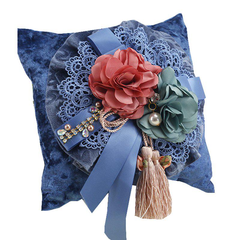 Bamboo Charcoal Bag Car Decoration Household Home Decoration - BLUEBERRY BLUE 20*20*8CM