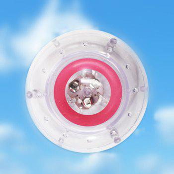 Kids Baby LED Light Toys IP68 Waterproof In Tub Bath Toy Color Changing Bathroom - RED