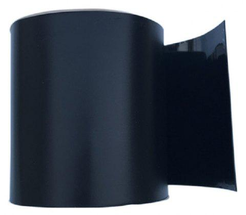 Strong Flex Wide Self Fusing Wire Pipe Repair Silicone Water-resistant Tape - BLACK