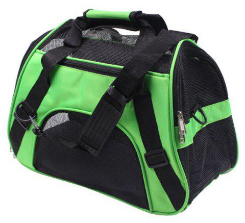 Portable Pet Folding Crossbody Bag - CHARTREUSE M